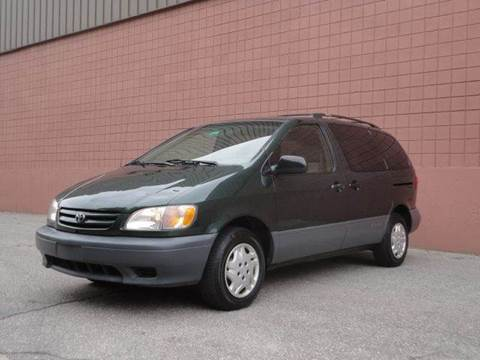 2002 Toyota Sienna for sale at United Motors Group in Lawrence MA