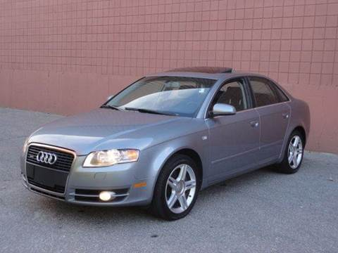 2006 Audi A4 for sale at United Motors Group in Lawrence MA