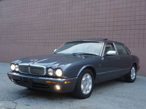 2001 Jaguar XJ for sale at United Motors Group in Lawrence MA