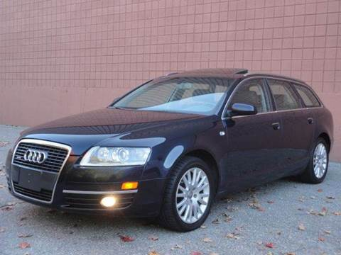 2006 Audi A6 for sale at United Motors Group in Lawrence MA