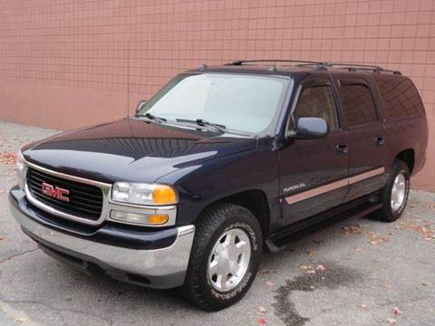 2005 GMC Yukon XL for sale at United Motors Group in Lawrence MA