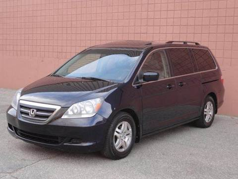 2005 Honda Odyssey for sale at United Motors Group in Lawrence MA