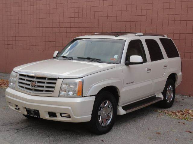 2003 Cadillac Escalade for sale at United Motors Group in Lawrence MA