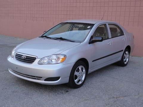 2005 Toyota Corolla for sale at United Motors Group in Lawrence MA
