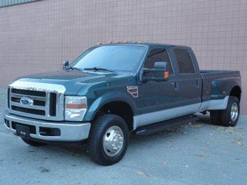 2008 Ford F-350 Super Duty for sale at United Motors Group in Lawrence MA