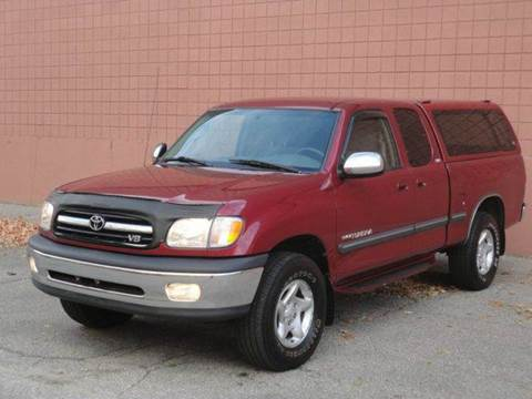 2000 Toyota Tundra for sale at United Motors Group in Lawrence MA