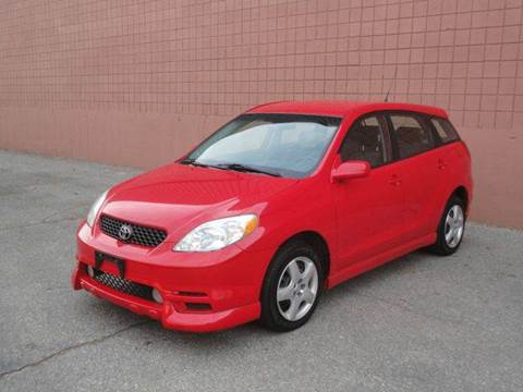 2003 Toyota Matrix for sale at United Motors Group in Lawrence MA