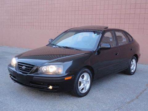 2005 Hyundai Elantra for sale at United Motors Group in Lawrence MA