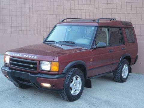 2001 Land Rover Discovery Series II for sale at United Motors Group in Lawrence MA