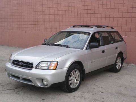 2004 Subaru Outback for sale at United Motors Group in Lawrence MA