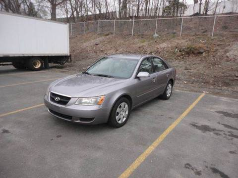 2006 Hyundai Sonata for sale at United Motors Group in Lawrence MA
