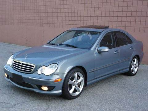 2006 Mercedes-Benz C-Class for sale at United Motors Group in Lawrence MA