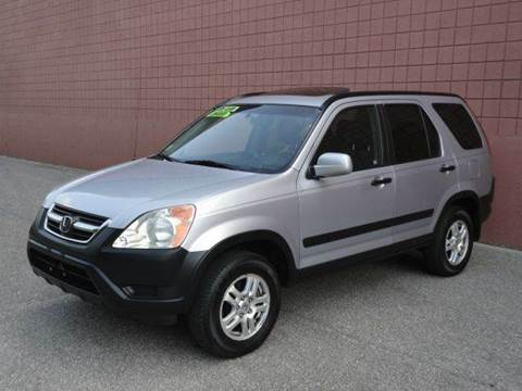 2002 Honda CR-V for sale at United Motors Group in Lawrence MA