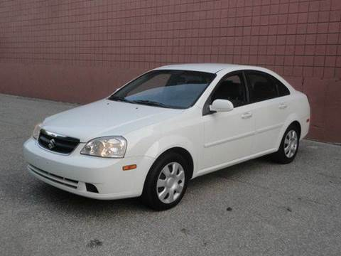 2006 Suzuki Forenza for sale at United Motors Group in Lawrence MA