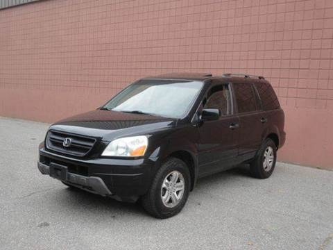2005 Honda Pilot for sale at United Motors Group in Lawrence MA