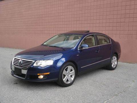 2007 Volkswagen Passat for sale at United Motors Group in Lawrence MA