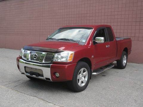 2004 Nissan Titan for sale at United Motors Group in Lawrence MA