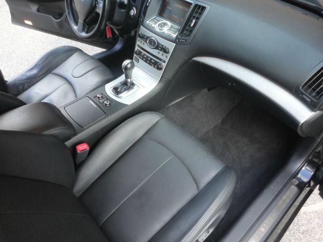 2009 Infiniti G37 Sedan G37x Awd 4dr Sedan Xm Radio Black On Black