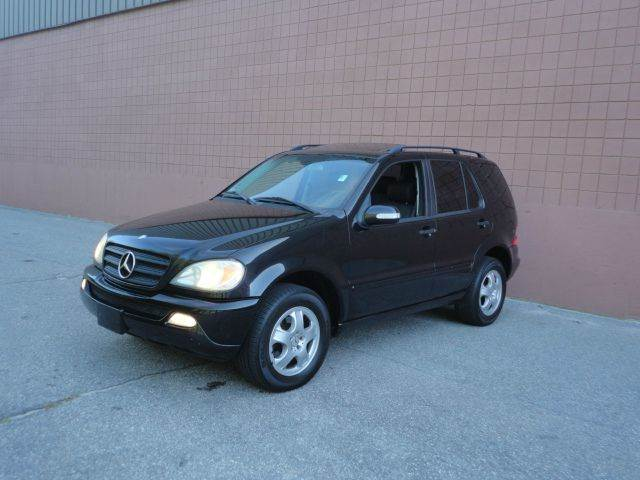 2003 mercedes benz m class ml350 awd 4matic suv leather for 2003 mercedes benz suv