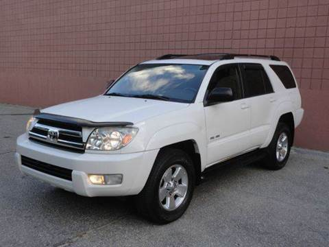 2005 Toyota 4Runner for sale at United Motors Group in Lawrence MA