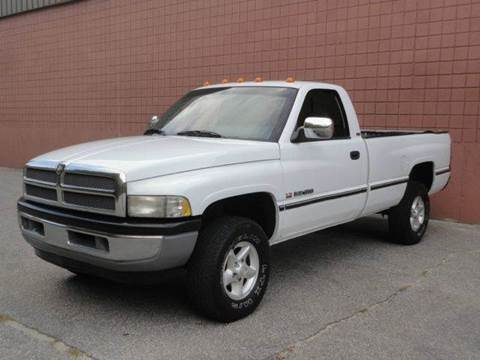 1997 Dodge Ram Pickup 1500 for sale at United Motors Group in Lawrence MA