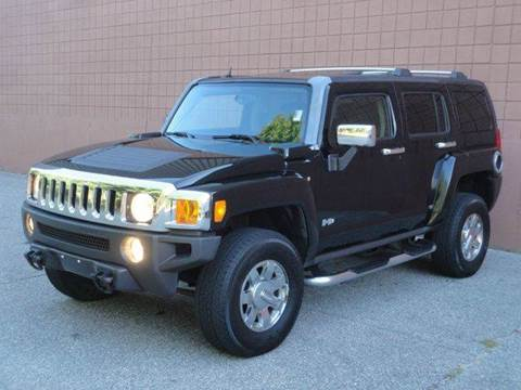 2007 HUMMER H3 for sale at United Motors Group in Lawrence MA