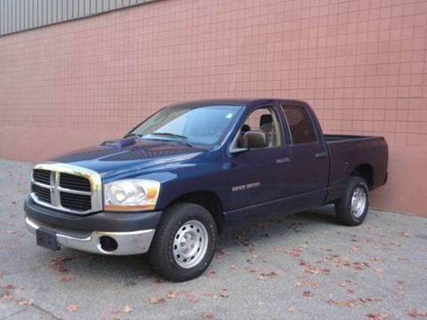 2006 Dodge Ram Pickup 1500 for sale at United Motors Group in Lawrence MA