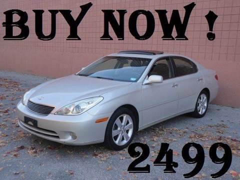2005 Lexus ES 330 for sale at United Motors Group in Lawrence MA