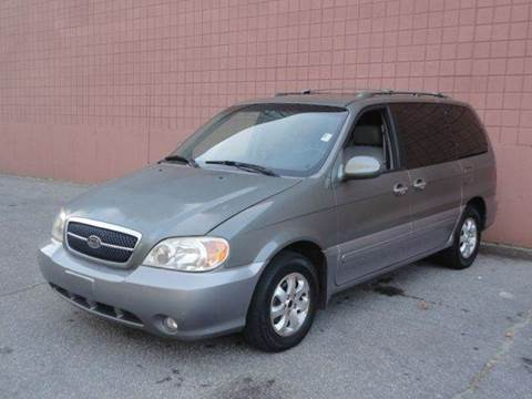 2004 Kia Sedona for sale at United Motors Group in Lawrence MA