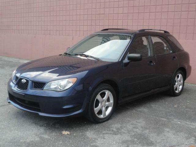 2006 Subaru Impreza for sale at United Motors Group in Lawrence MA