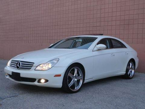 2007 Mercedes-Benz CLS-Class for sale at United Motors Group in Lawrence MA