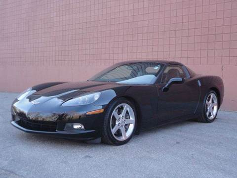 2005 Chevrolet Corvette for sale at United Motors Group in Lawrence MA