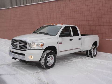 2008 Dodge Ram Pickup 3500 for sale at United Motors Group in Lawrence MA