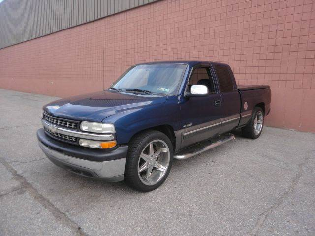 1999 Chevrolet Silverado 1500 for sale at United Motors Group in Lawrence MA