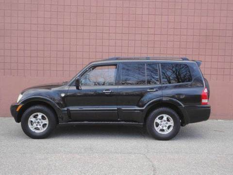 2003 Mitsubishi Montero for sale at United Motors Group in Lawrence MA