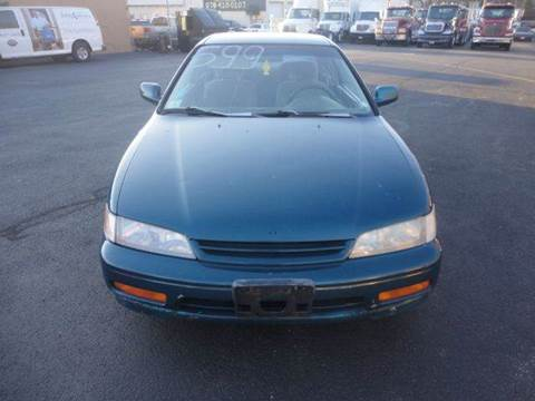 1994 Honda Accord for sale at United Motors Group in Lawrence MA