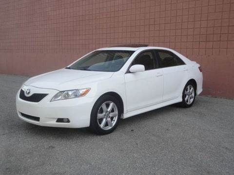 2007 Toyota Camry for sale at United Motors Group in Lawrence MA