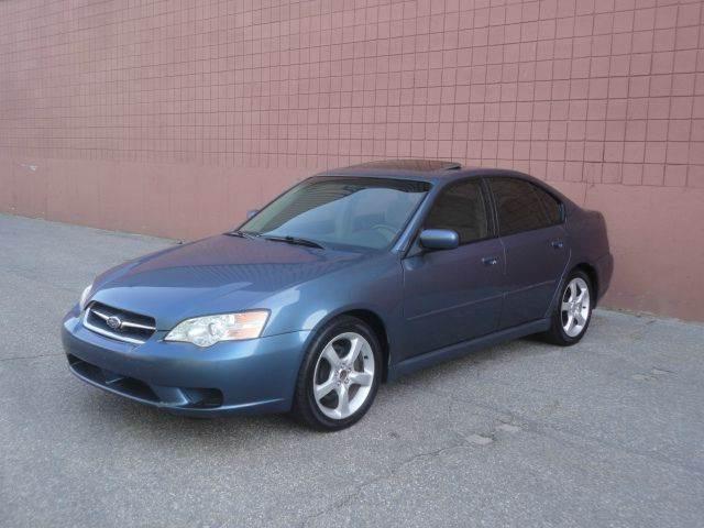 2006 Subaru Legacy 25i Special Edition Awd 4dr Sedan In Lawrence Ma