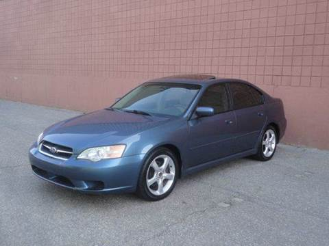 2006 Subaru Legacy for sale at United Motors Group in Lawrence MA