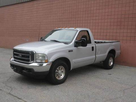 2002 Ford F-350 Super Duty for sale at United Motors Group in Lawrence MA