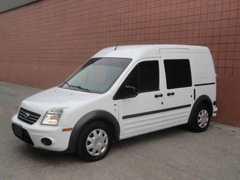 2011 Ford Transit Connect for sale at United Motors Group in Lawrence MA
