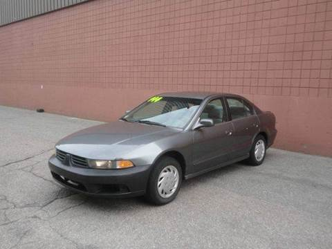 2003 Mitsubishi Galant for sale at United Motors Group in Lawrence MA