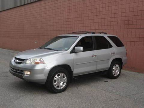 2002 Acura MDX for sale at United Motors Group in Lawrence MA