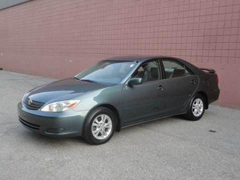 2004 Toyota Camry for sale at United Motors Group in Lawrence MA