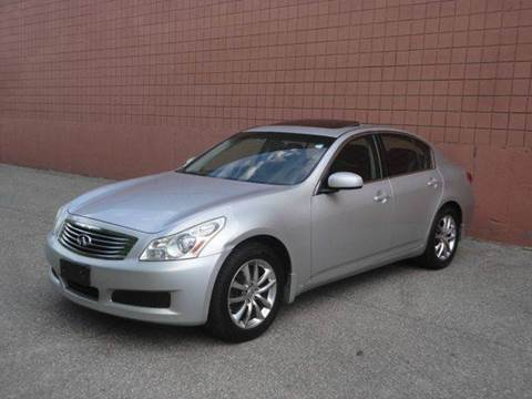 2008 Infiniti G35 for sale at United Motors Group in Lawrence MA