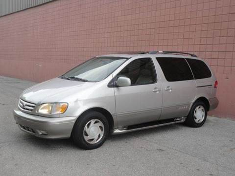 2001 Toyota Sienna for sale at United Motors Group in Lawrence MA