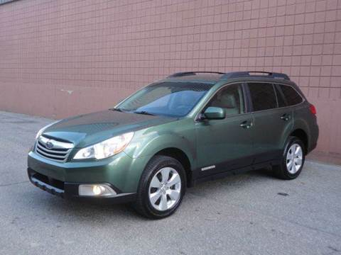 2012 Subaru Outback for sale at United Motors Group in Lawrence MA