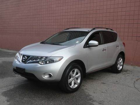 2009 Nissan Murano for sale at United Motors Group in Lawrence MA