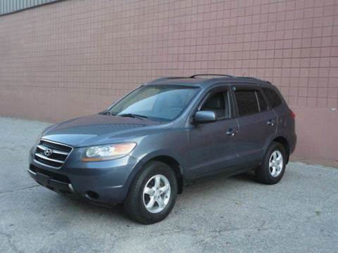 2007 Hyundai Santa Fe for sale at United Motors Group in Lawrence MA