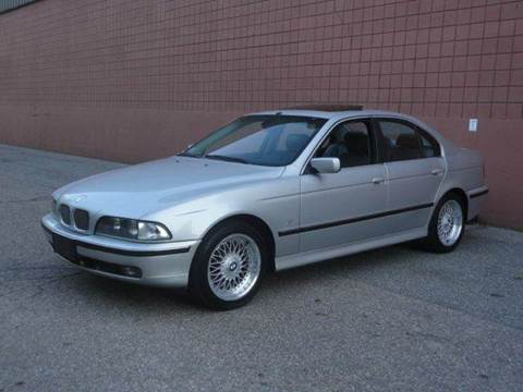 2000 BMW 5 Series for sale at United Motors Group in Lawrence MA